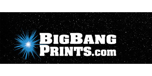 Big Bang Prints Logo